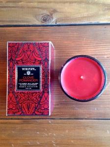 Clove Pomander Candle
